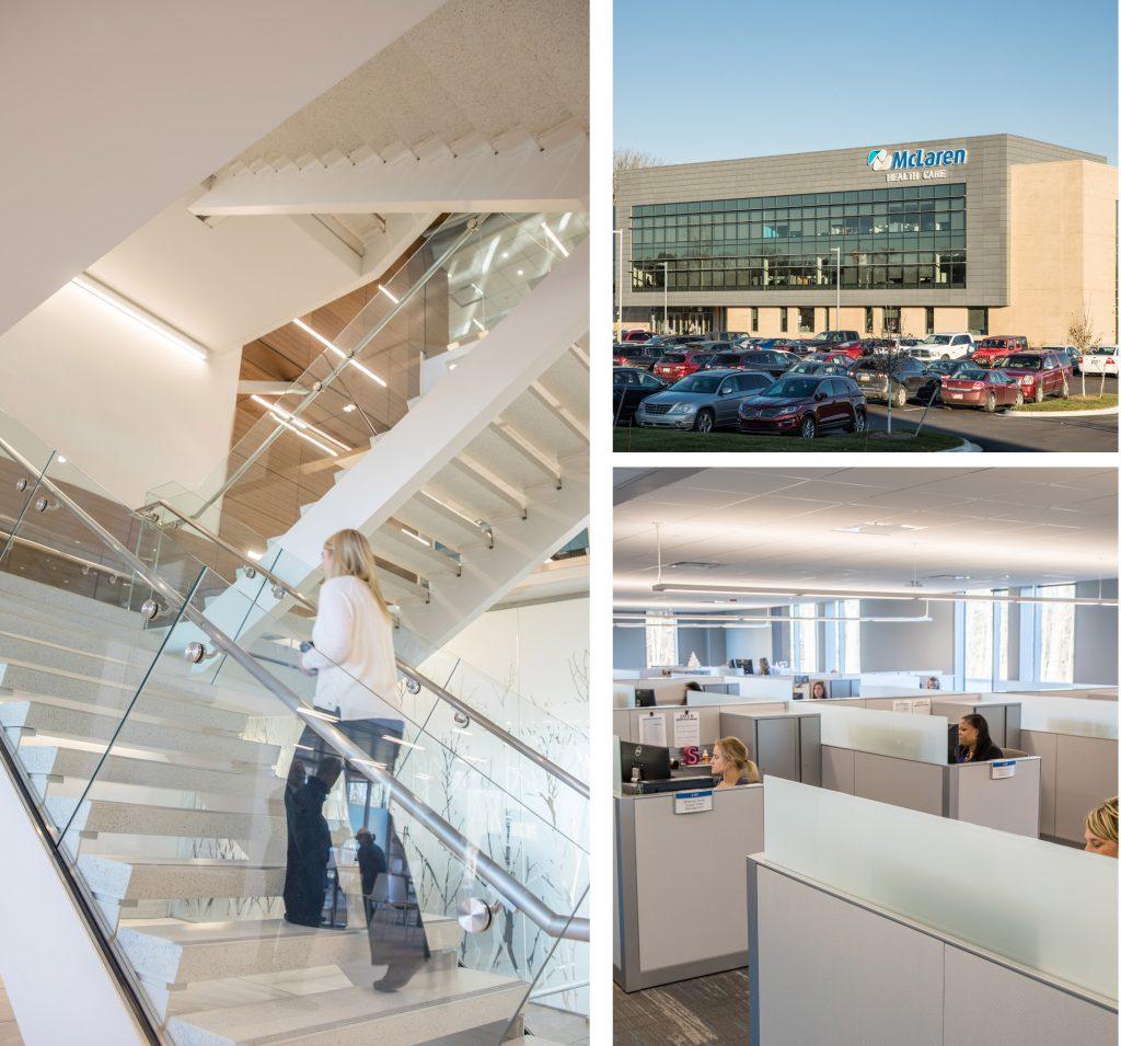 McLaren Health Care headquarters, Grand Blanc Twp, MI
