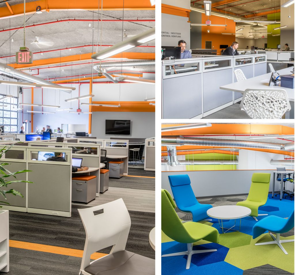 CNXMotion offices, Grand Blanc Twp, MI