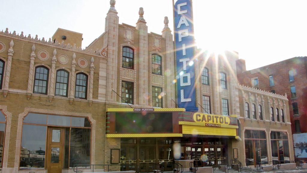 Capitol Theatre, Flint, MI