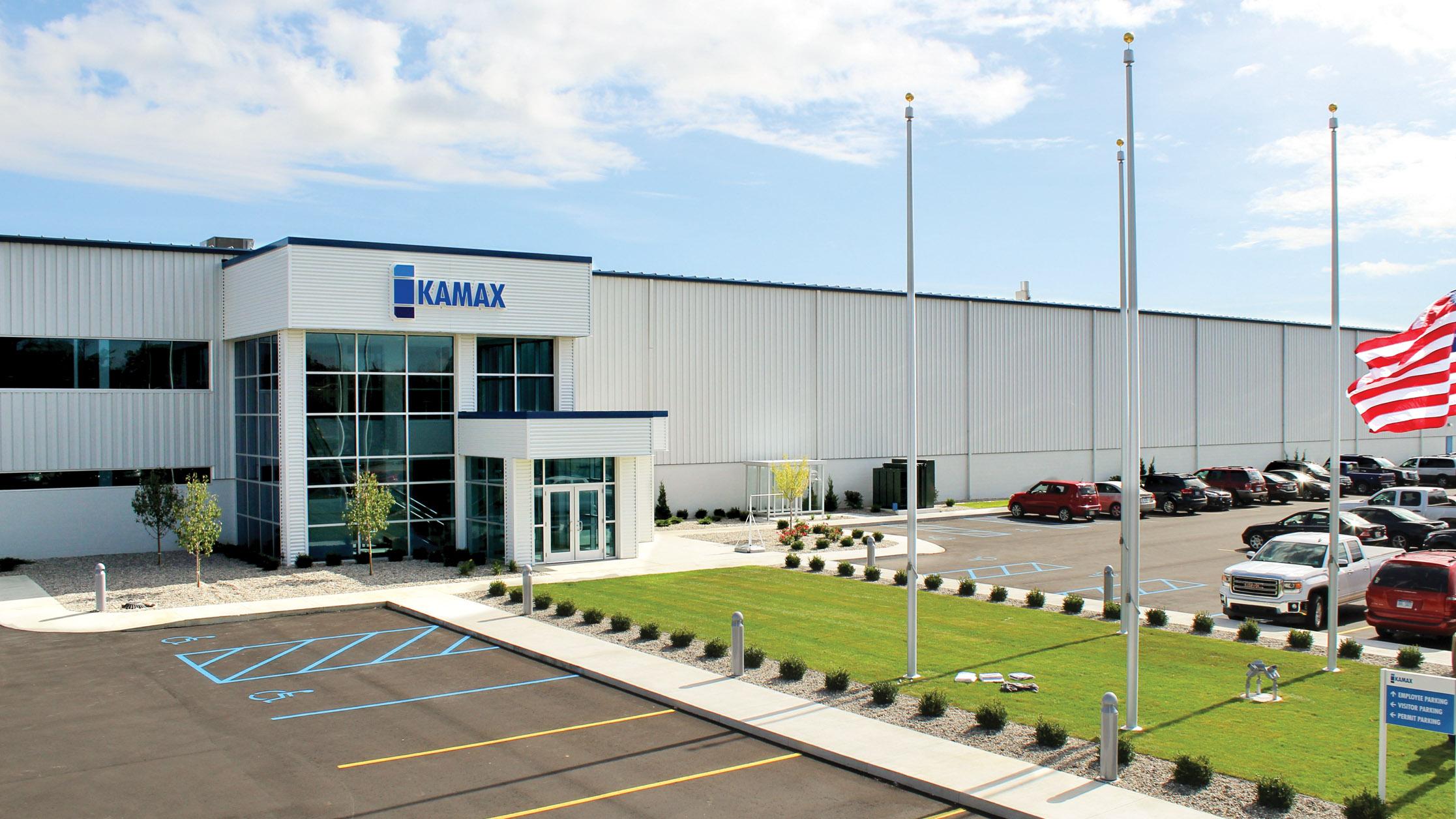 Kamax facility, Lapeer, MI