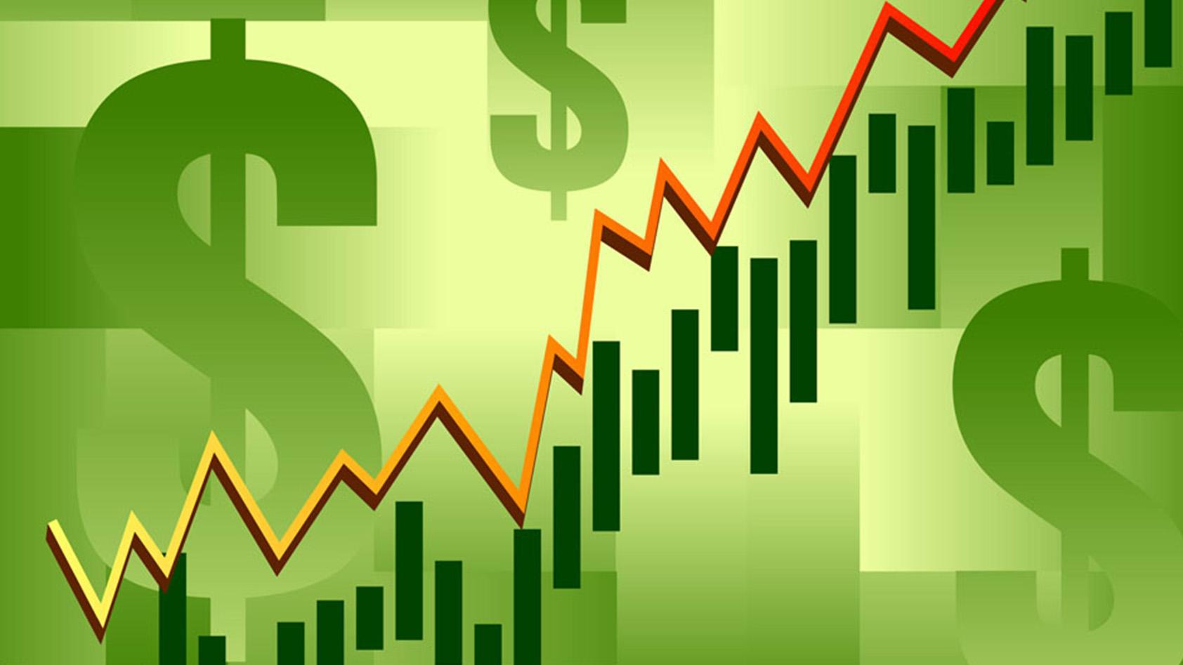 Good economic forecast graphic