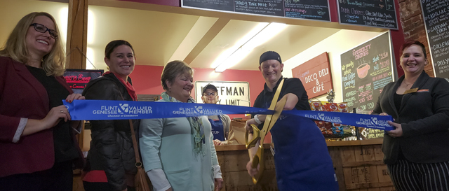 Hoffman's Deco Deli & Cafe, Flint, MI