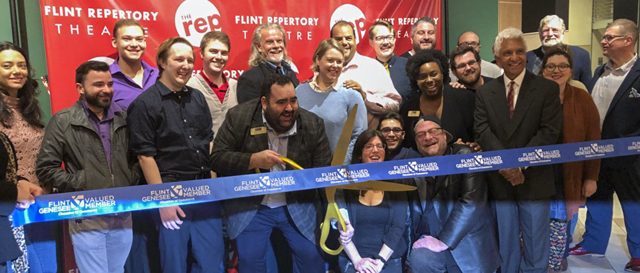 Flint Repertory Theatre (The Rep), Flint, MI