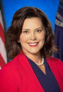 Governor Gretchen Whitmer