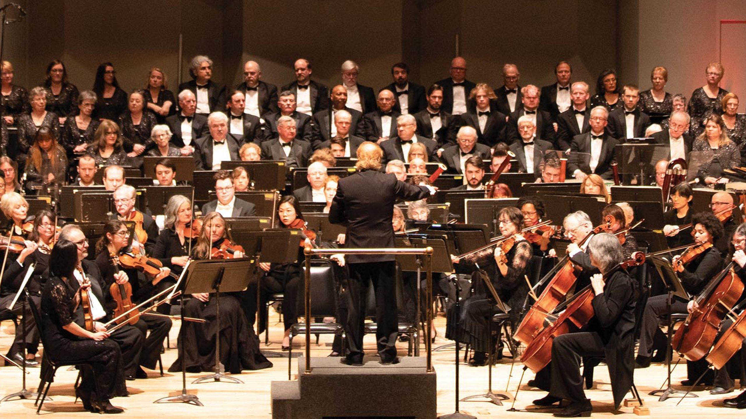 The Flint Symphony Orchestra