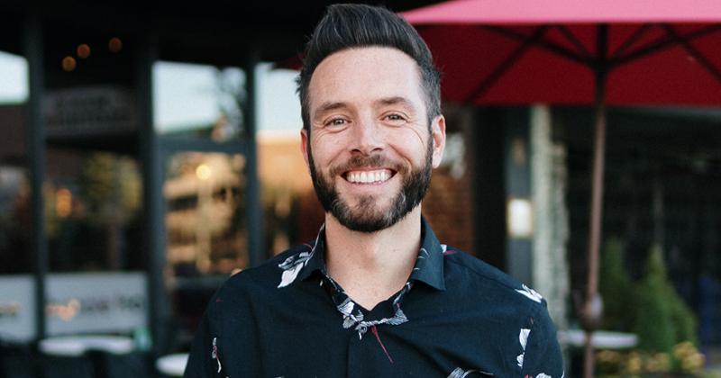 Joshua Spencer of Cafe Rhema