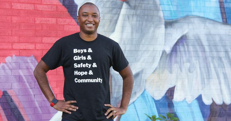 Tauzzari Robinson, CEO, Boys & Girls Clubs of Greater Flint