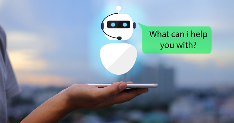 Image of a chatbot