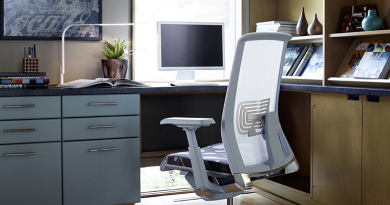 Home office set up by DBI