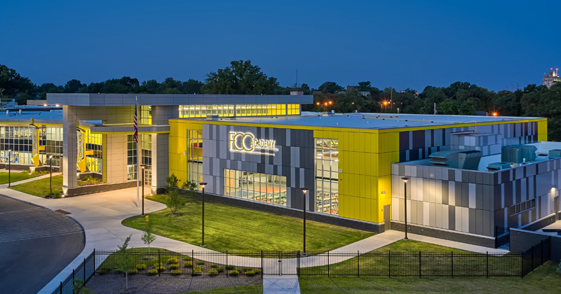 Flint Cultural Center Academy on the Cultural Center campus
